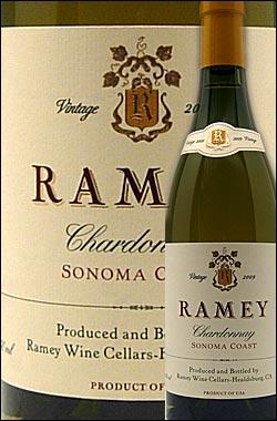 《レイミー》 シャルドネ ソノマコースト [2014] Ramey Wine Cellars Chardonnay Sonoma Coast 750ml(レミー) [白ワイン カリフォルニアワイン]