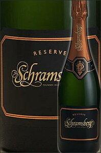 """《シュラムスバーグ》 """"リザーヴ"""" ノースコースト [2010] Schramsberg Reserve North Coast 750ml [ナパヴァレー+ソノマ他ピノノワール主体白泡 シャンパン式瓶内二次発酵スパークリングワイン ジェイ"""
