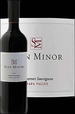 《ショーンマイナー》 カベルネソーヴィニヨン ナパヴァレー [2013] ●パーカーヴィンテージチャート98点2013年 Sean Minor Wines Cabernet Sauvignon Napa Valley 750ml [シーンマイナー ナパバレー赤ワイン カリフォルニアワイン]
