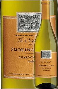 《スモーキングルーン》 シャルドネ (フレンチオーク樽発酵100%版) カリフォルニア [2018] (ドン・セバスチャーニ&サンズ) Smoking Loon Wine Co. Chardonnay California (by Don Sebastiani & Sons) 750ml 白ワイン