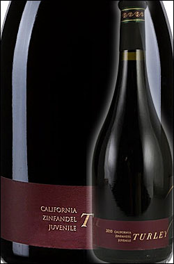 """●正規蔵出品《ターリー・ワインセラーズ》ジンファンデル""""ジュヴナイル""""カリフォルニア[2016]TurleyWineCellarsZinfandelJuvenileCalifornia750ml[ジュブナイル赤ワインカリフォルニアワイン]"""