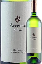 """●アローホ第二幕《アチェンド (アセンド)》 ソーヴィニヨン・ブラン """"ナパ・ヴァレー"""" [2017] Accendo Cellars Sauvignon Blanc Napa Valley 750ml 正規品 アクセンド/アケンド ナパバレー白ワイン カリフォルニアワイン"""