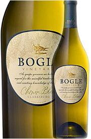 《ボーグル》 シュナンブラン カリフォルニア (クラークスバーグ) [2019] Bogle Vineyards Chenin Blanc California (Clarksburg) 750ml 白ワイン カリフォルニアワイン専門店あとりえ 父の日 誕生日プレゼント