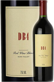 """●蔵出正規品 《ブライアント・ファミリー》 """"DB4"""" ナパ・ヴァレー [2016] (カベルネソーヴィニヨン主体) Bryant Family Cabernet Sauvignon 73% DB4 Napa Valley 750ml プロプライアタリレッド ディービーフォー ナパバレー赤ワイン カリフォルニアワイン カルトワイン"""