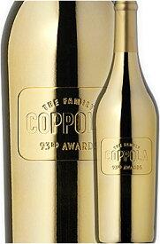 """《コッポラ 第93回アウォーズ》 シャルドネ """"ロシアン・リヴァー・ヴァレー"""" [2019] Francis Ford Coppola Winery The Family Coppola 93rd Awards Chardonnay Russian River Valley 750ml フランシス・フォード・コッポラ限定品 ソノマ白ワイン"""