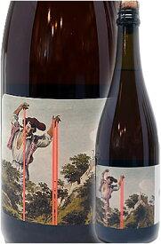 """ロゼ ●ウルトラマリン同様瓶内二次《マイケルクルーズ》 """"クルーズ トラディション ロゼ"""" スパークリングワイン [NV] (実質2018) Michael Cruse Wine co. Sparkling TRADITION ROSE California 750ml ピノノワール68%+シャルドネ32%"""