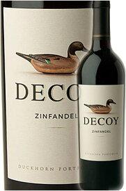 """《デコイ (ダックホーン)》 ジンファンデル """"カリフォルニア"""" [2019] Duckhorn Wine Company DECOY Zinfandel California 750ml 赤ワイン カリフォルニアワイン専門店あとりえ お中元 誕生日プレゼント"""