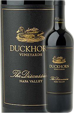 """《ダックホーン》""""ザ・ディスカッション""""エステート・グロウンレッド・ブレンド,ナパ・ヴァレー[2012]DuckhornVineyards(WineCompany)TheDiscussionEstateGrownRedBlend,NapaValley750ml[ナパバレー赤ワインカリフォルニアワイン]"""