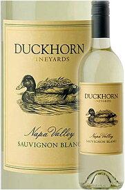 """《ダックホーン》 ソーヴィニヨンブラン """"ナパ・ヴァレー"""" [2019] Duckhorn Vineyards (Wine Company) Sauvignon Blanc Napa Valley 750ml ナパバレー白ワイン スクリューキャップ カリフォルニアワイン専門店あとりえ 敬老の日 誕生日プレゼント"""