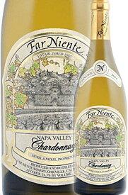 """《ファーニエンテ》 シャルドネ """"エステイト"""" ナパ・ヴァレー [2018] Far Niente Estate Bottled Chardonnay Napa Valley Established 1885 Nickel&Nickel Proprietors 750ml ナパバレー白ワイン(クームスヴィル地区) カリフォルニアワイン専門店あとりえ"""