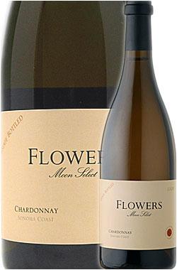 """《フラワーズ》シャルドネ""""ムーンセレクト""""フォートロスシービュー,ソノマコースト[2008]FlowersVineyards&WineryChardonnayMoonSelect,FortRoss-Seaview,SonomaCoast750ml白ワインカリフォルニアワイン"""