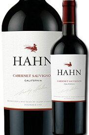 """《ハーン》 カベルネソーヴィニヨン """"カリフォルニア"""" [2019] Hahn Winery Cabernet Sauvignon California 750ml 赤ワイン カリフォルニアワイン専門店あとりえ 母の日 誕生日プレゼント"""