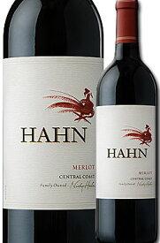 """《ハーン》 メルロー """"セントラルコースト"""" [2018] Hahn Winery Merlot Central Coast 750ml 赤ワイン カリフォルニアワイン専門店あとりえ 敬老の日 誕生日プレゼント"""