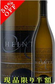 """●50%OFF(定価の半額/正規品)《チャールズ・ハインツ》 シャルドネ """"レイチェル・エステイト"""" ソノマコースト [2013] or シラー [2012] Charles Heintz Vineyard Winery Chardonnay RACHAEL ESTATE / SYRAH Sonoma Coast 750ml カリフォルニア 紅白ワイン 誕生日プレゼント"""