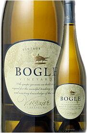 《ボーグル》 ヴィオニエ カリフォルニア (クラークスバーグ) [2019] Bogle Vineyards Viognier California (Clarksburg) 750ml 白ワイン カリフォルニアワイン専門店あとりえ 敬老の日 誕生日プレゼント