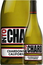 """《イントゥ》 シャルドネ """"カリフォルニア"""" [2019] INTO Chardonnay California Oak Ridge Winery 750ml オークリッジワイナリー ロウダイ/ローダイ白ワイン ※スクリューキャップ仕様 カリフォルニアワイン専門店あとりえ 父の日 誕生日プレゼント"""