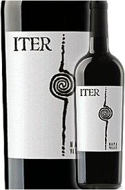 """《イーター》 カベルネ・ソーヴィニヨン """"ナパ・ヴァレー"""" [2017] ITER WINES Cabernet Sauvignon Napa Valley 750ml ナパバレー赤ワイン カリフォルニアワイン専門店あとりえ 敬老の日 誕生日プレゼント"""