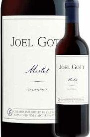 《ジョエルゴット》 メルロー カリフォルニア [2016] (ナパヴァレー+パソロブレス+ロダイ) Joel Gott Wines Merlot California (Napa Valley, Paso Robles, Lodi) 750ml フルボディ赤ワイン ロウダイ/ローダイ ナパバレー カリフォルニアワイン専門店あとりえ