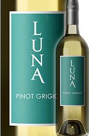 """《ルナ》 ピノ・グリージョ """"カリフォルニア"""" [2018] Luna Vineyards Pinot Grigio California 750ml ルナヴィンヤーズ白ワイン ※スクリューキャップ仕様 カリフォルニアワイン専門店あとりえ 父の日 誕生日プレゼント"""
