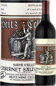 "●WE100点蔵出正規品《ハイツ・セラー》 カベルネソーヴィニヨン ""マーサズ・ヴィンヤード"" ナパヴァレー (オークヴィル) [2014] Heitz Cellar Cabernet Sauvignon Martha's Vineyard Napa Valley (Oakville) 750ml カリフォルニアワイン専門店 ナパバレー赤ワイン高級銘醸"