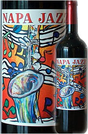 """《マッケンジーミューラー》 """"ナパジャズ"""" ナパ・ヴァレー [2015] (カベルネフラン+メルロ+カベルネソーヴィニヨン) McKenzie-Mueller Winery NAPA JAZZ Napa Valley Proprietary Red 750mlナパバレー赤ワイン カリフォルニアワイン専門店あとりえ 誕生日プレゼント"""