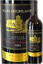 """●世界500本限定《ナパハイランズ》 カベルネソーヴィニヨン """"リザーヴ"""" オークヴィル, ナパヴァレー [2015] Napa Highlands Cabernet Sauvignon RESERVE Oakville, Napa Valley 750ml カリフォルニアワイン ナパバレー赤ワイン(最上級限定版)"""