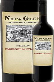 """《ナパ・グレン》 """"ザ ワインメーカーズ リザーヴ"""" カベルネソーヴィニヨン ナパヴァレー [2017] ナパハイランズと同じスミスアンダーソン Napa Glen Cabernet Sauvignon THE WINEMAKER'S RESERVE Napa Valley750ml カリフォルニアワイン専門店あとりえナパバレー赤ワイン"""