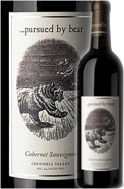 """●蔵出正規品カイルマクラクラン《パースード(パスード)・バイ・ベア》 カベルネ・ソーヴィニヨン """"コロンビア・ヴァレー"""" [2014] or [2015] ...pursued by bear Cabernet Sauvignon Columbia Valley 750ml ワシントンワイン 赤ワイン カリフォルニアワイン専門店あとりえ"""
