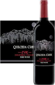 """正規品 《クイルシーダ・クリーク》 カベルネ・ソーヴィニヨン """"CVR"""" ホースヘヴンヒルズ, コロンビア・ヴァレー [2017] (プロプライアタリーレッド) Quilceda Creek CVR Columbia Valley Proprietary Red 750ml [シー・ヴイ・アール ワシントン赤ワイン]"""
