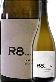 《R8 (アールエイト)》 シャルドネ カリフォルニア [2019]|カベルネ・ソーヴィニヨン [2016] R8 Wine Co. CHARDONNAY or CABERNET SAUVIGNON California 750ml ティンバーン ヴィンヤーズ(Tin Barn Vineyards)2'nd格白ワイン赤ワイン 贈答 カリフォルニアワイン専門店