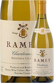 """《レイミー》 シャルドネ """"ソノマ・コースト"""" [2014] Ramey Wine Cellars Chardonnay Sonoma Coast 750ml(レミー) [白ワイン カリフォルニアワイン]"""