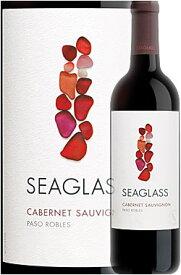 """《シーグラス》 カベルネソーヴィニヨン """"パソロブレス"""" [2018] Seaglass Wine Company Cabernet Sauvignon Paso Robles, San Luis Obispo County, California 750ml AVA赤ワイン ※スクリューキャップ仕様 カリフォルニアワイン専門店あとりえ 誕生日プレゼント"""