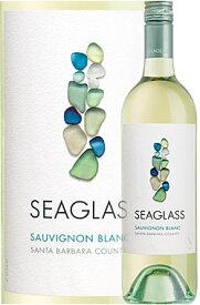 """《シーグラス》 ソーヴィニヨンブラン """"サンタバーバラ・カウンティ"""" (ロスアラモス・ヴィンヤード) [2019] Seaglass Wine Company Sauvignon Blanc Santa Barbara County, California 750ml 白ワイン ※スクリューキャップ仕様 カリフォルニアワイン専門店あとりえ"""