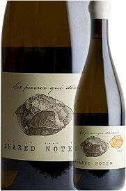 """《シェアードノーツ》 """"レ・ピエール・キ・デスィード"""" ロシアンリヴァーヴァレー [2019] (ソーヴィニヨンブラン>ソーヴィニヨンムスケ100%) Shared Notes Wine Sauvignon Blanc LES PIERRES QUI DECIDENT Russian River Valley, Sonoma County 750ml ソノマRRV白ワイン"""