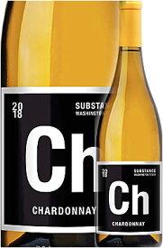 """《ワインズ・オブ・サブスタンス》 """"Ch"""" シャルドネ ワシントン・ステイト (コロンビアヴァレー) [2018] Wines of SUBSTANCE """"Ch"""" Chardonnay Washington State (Columbia Valley) 750ml ワシントン白ワイン 敬老の日 誕生日プレゼント"""