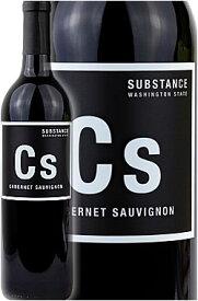 """《ワインズ・オブ・サブスタンス》 """"CS"""" カベルネ・ソーヴィニヨン ワシントン・ステイト (コロンビアヴァレー) [2018] Wines of SUBSTANCE """"CS"""" Cabernet Sauvignon Washington State (Columbia Valley) 750ml ワシントン赤ワイン ハロウィン 誕生日プレゼント"""