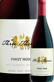"""《スリーシーヴズ》 ピノノワール """"カリフォルニア"""" リパブリック [2019] Three Thieves Pinot Noir Republic California -BIELER・GOTT・SCOMMES- 750ml スリーシーブス赤ワイン カリフォルニアワイン専門店あとりえ 敬老の日 誕生日プレゼント"""