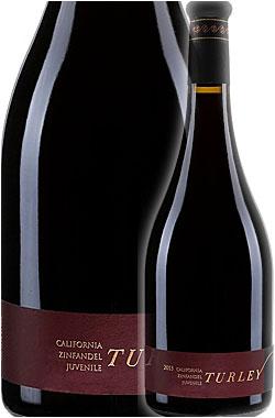 """●正規蔵出品《ターリー・ワインセラーズ》ジンファンデル""""ジュヴナイル""""カリフォルニア[2017]TurleyWineCellarsZinfandelJuvenileCalifornia750mlジュブナイル赤ワインカリフォルニアワイン"""