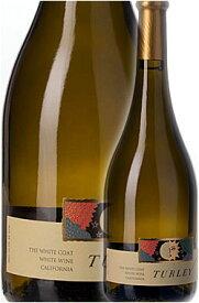 """正規品《ターリー・ワインセラーズ》 """"ザ・ホワイトコート"""" カリフォルニア [2017] Turley Wine Cellars The White Coat California 750ml 白ワイン ラトルスネークリッジ(ハウエルマウンテン)他ローヌ系プロプライアタリーホワイト カリフォルニアワイン専門店あとりえ"""