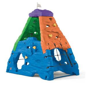 STEP2 ステップツー スカイワード サミット ロッククライミング カラーバージョン 【玩具 おもちゃ 遊具】