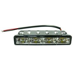 LEDリバースライト LEDバックランプ ホワイト 4LED 125mm