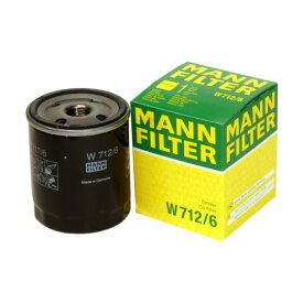 BMW オイルエレメント オイルフィルター MANN FILTER W712/6