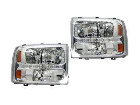 エクスカージョン ヘッドライト&パークシグナルランプ LEDポジションランプ '00〜'05y
