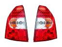 【売り切り特価!】300C LEDテールランプ レッド '05y〜'07y【アメ車パーツ】