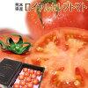 熊本县八代生产糖度超过10度[化妆珍藏]盐西红柿成熟西红柿的浓的甜味和被凝缩的味道正是名流。蛋黄酱也也盐不需要![※常温班次][与※其他商品的同装不可]