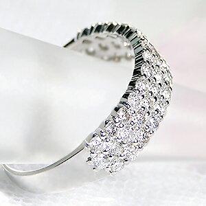 PT9001.0ctダイヤモンドパヴェリング