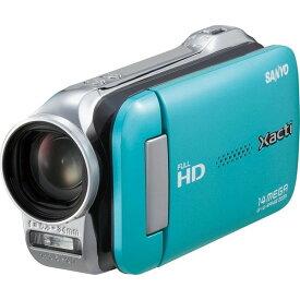 サンヨー SANYO デジタルムービーカメラ Xacti GH1 ブルー DMX-GH1 L