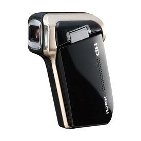 サンヨー SANYO ハイビジョン デジタルムービーカメラ Xacti ザクティ DMX-HD800 ブラック DMX-HD800 K