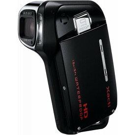 サンヨー SANYO ハイビジョン 防水デジタルムービーカメラ Xacti ザクティ DMX-CA9 ブラック DMX-CA9 K