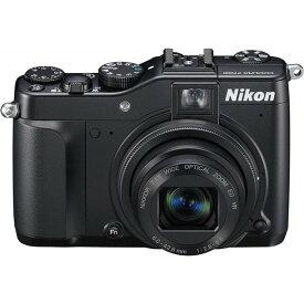 ニコン Nikon デジタルカメラ COOLPIX P7000 ブラック 1010万画素 光学7.1倍ズーム 広角28mm 3.0型液晶 1/1.7型CCD